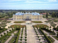 Latvia  <span> Excursion to Rundale Palace</span>