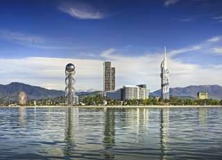 Batumi - Pearl of the Black Sea!