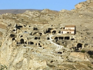 Georgia  <span> The Mysterious Cave City of Uplistsikhe and Gori</span>