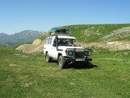 Georgia  <span> One day trip exploring Svaneti by 4x4 jeep</span>