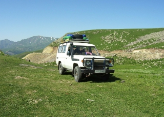 Georgia - One day trip exploring Svaneti by 4x4 jeep